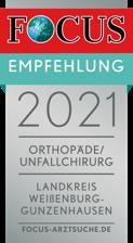 Focus Empfehlung 2021